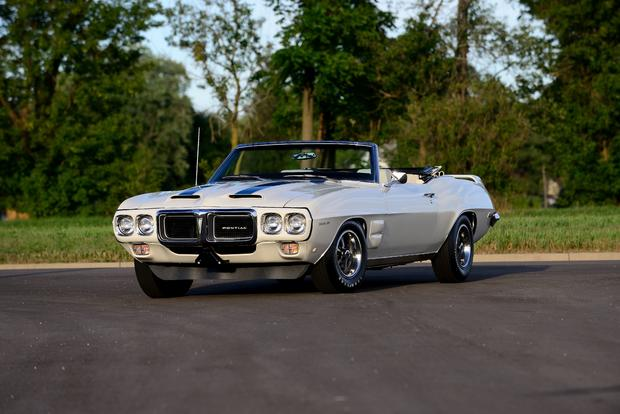 5 muscle cars now selling for millions - CBS News