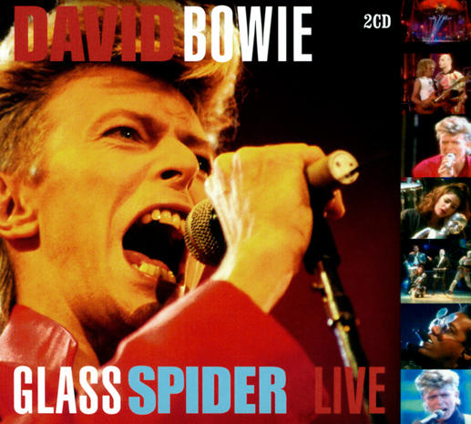 Bowie Glass Spider