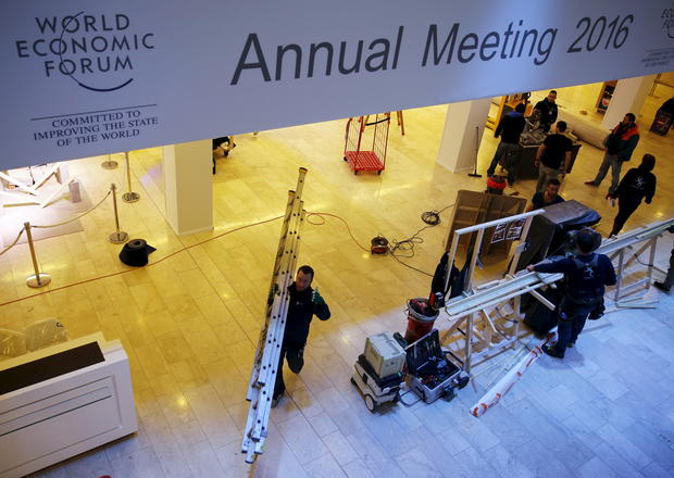 Behind the scenes at Davos 2016