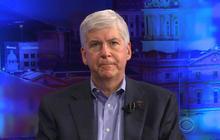 Gov. Snyder: I take responsibility for Flint water crisis