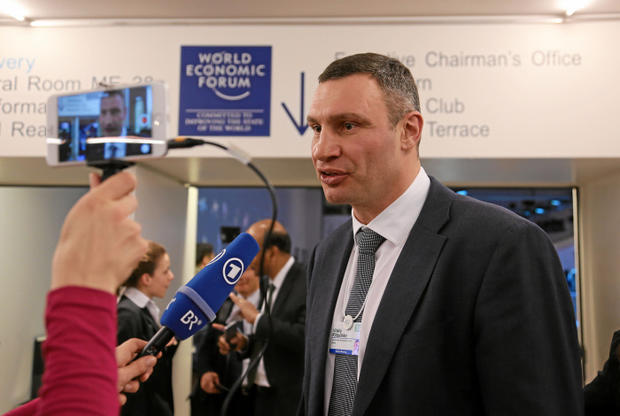 Famous faces at Davos 2016