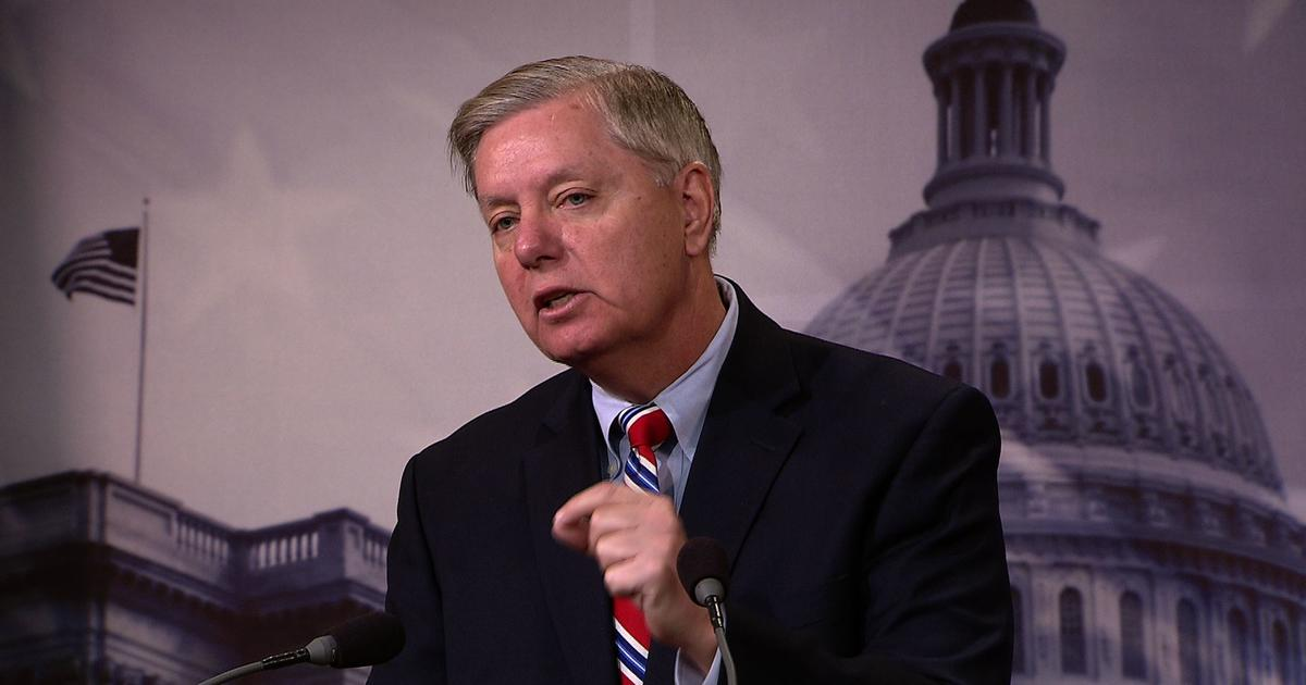 Lindsey Graham: Donald Trump or Ted Cruz nomination would spell