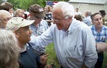 Clinton and Sanders in dead heat before Iowa