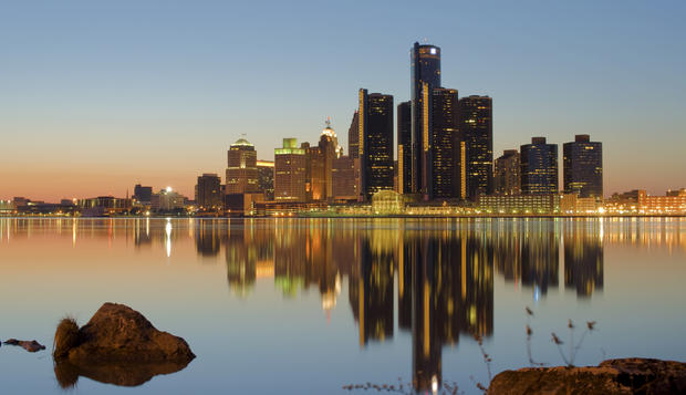 10 cities with the worst credit scores - CBS News