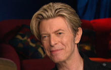 David Bowie on staying positive