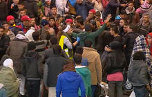 German welcome for refugees growing thin