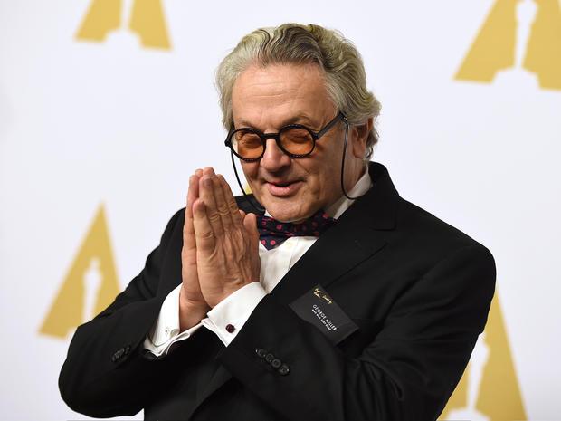Oscars 2016: Nominees' luncheon