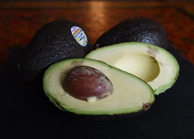 8 avocados these foods will help you sleep better pictures cbs news