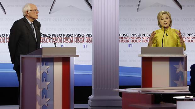 6th Democratic debate