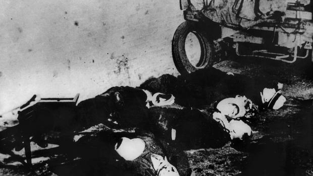 autopsy reports found from 1929 valentine's day massacre - cbs news, Ideas