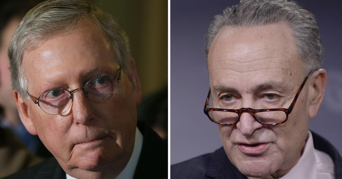 Chuck Schumer calls on Mitch McConnell to hold emergency session on gun control