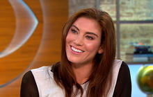 Hope Solo on 2016 Olympics, Zika fears and gender pay gap