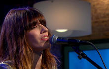"""Saturday Sessions: Lou Doillon performs """"Where to Start"""""""