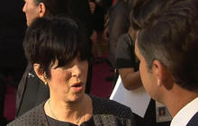 Diane Warren talks about her song, working with Lady Gaga