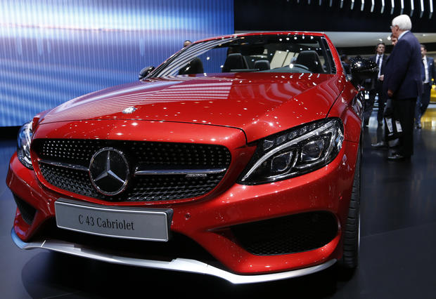 Cool cars at the Geneva Motor Show