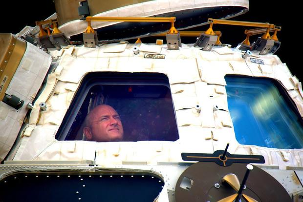 Astronaut Scott Kelly's year in space