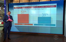 What was on voters' minds on Super Tuesday?