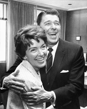 Nancy Reagan 1921-2016