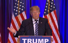 Donald Trump says he wants Ted Cruz one-on-one
