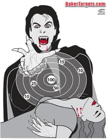 Shooting Range Orlando >> Dead Nazis - Zombies, Nazis and Jar Jar Binks: Novelty shooting range targets - Pictures - CBS News