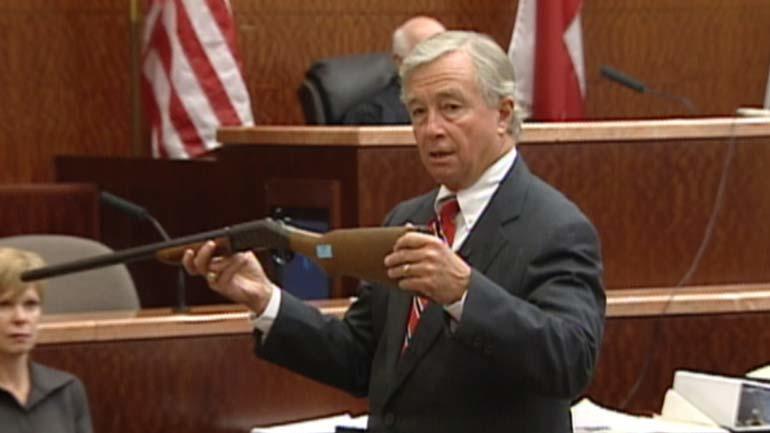 Defense attorney Dick DeGuerin