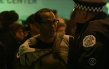 CBS journalist arrested outside Donald Trump's canceled Chicago rally