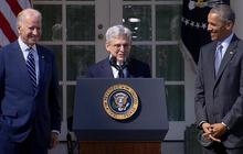 Merrick Garland nominated to replace Justice Scalia