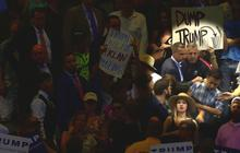 Trump campaign manager involved in Arizona protest scuffle