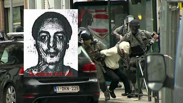 Manhunt for Paris terror suspects