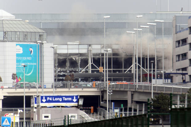 Deadly explosions in Brussels