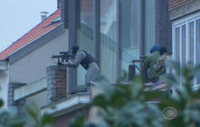 Suspects sought before Brussels terror attack