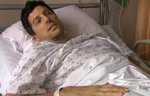 Brussels attacks survivor talks from hospital bed