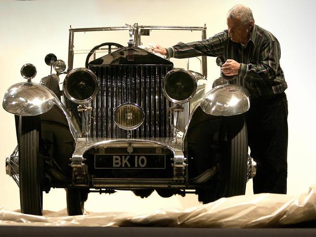 Rolls-Royce through the years