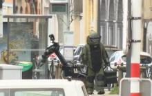 Counter-terrorism raids step up in Belgium
