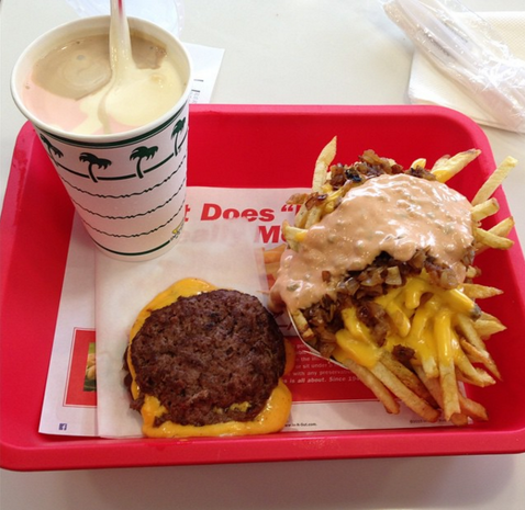 Secret menu items from fast food restaurants
