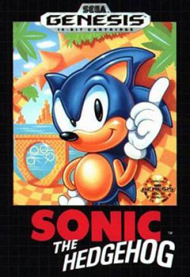 Sonic The Hedgehog 1991 Inducted 2016 Video Game Hall Of Fame Pictures Cbs News