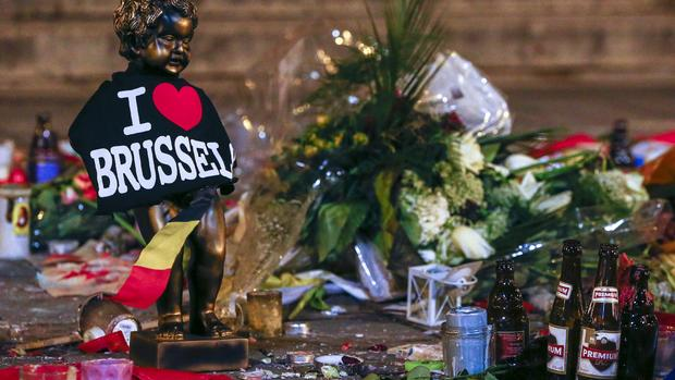 Brussels attacks: Tributes and solidarity