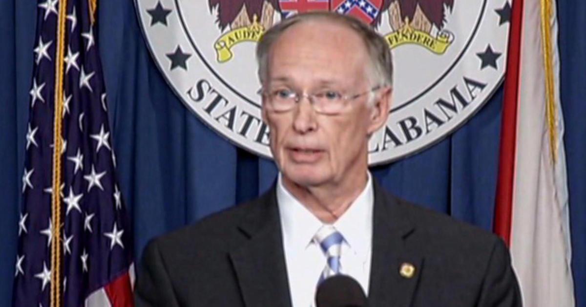 Alabama Governor Vows To Fight Impeachment Effort Cbs News