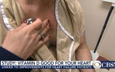 What vitamin D does for your heart