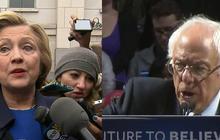 Clinton, Sanders feud intensifies in New York