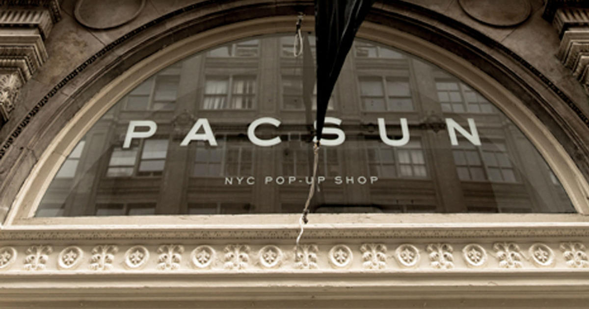 Pacific Sunwear Files For Chapter 11 Bankruptcy Cbs News