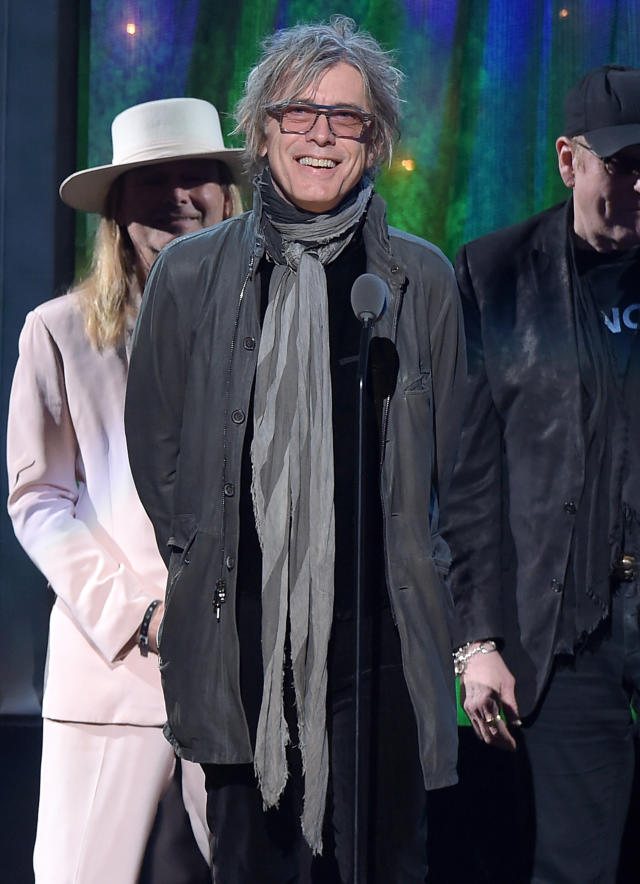 Cheap Trick - Rock and Roll Hall of Fame Induction 2016 - Pictures