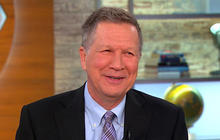 """John Kasich: """"Zero"""" pressure to get out of 2016 race"""