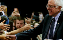 Can Bernie Sanders pull off an upset in NY primary?
