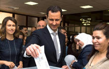 Syria regime holds elections in spite of raging war
