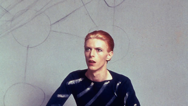 """""""Bowie"""": Never-before-published photos of the rock icon"""