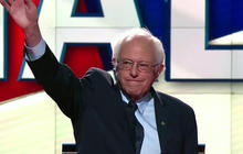 Clinton, Sanders battle over minimum wage, Wall Street and guns