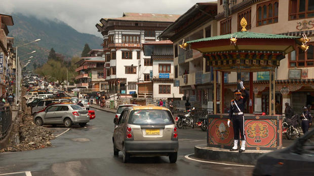 "Views of Bhutan, the ""Forbidden Kingdom"""