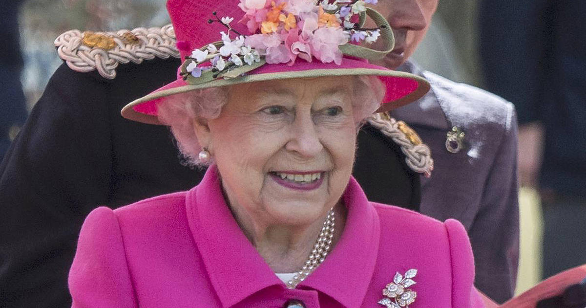 Buckingham Palace Releases Rare Images Of The Queen As A