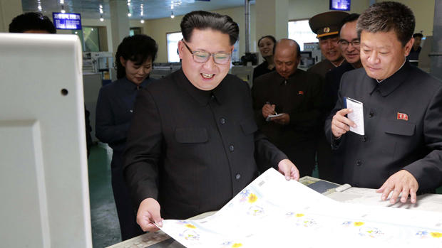Kim Jong Un's media moments